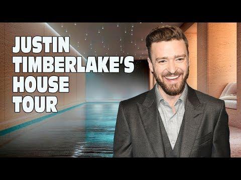 Justin Timberlake's House Tour 2017