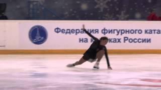ISU CS Mordovian Ornament 2015  Ladies  ПП 8 Adelina SOTNIKOVA RUS ソトニコワ 検索動画 20