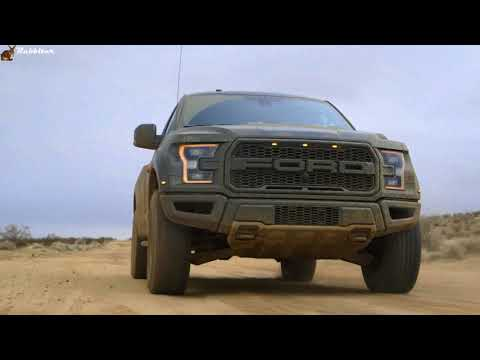 Oh Yeah!!!  Yello - Taesty Gecko Remix. 2017 Ford Raptor - Meet The World's Best Flying Truck!