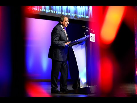 Never Be Afraid To Do Your Best | The Honorable Leon Panetta