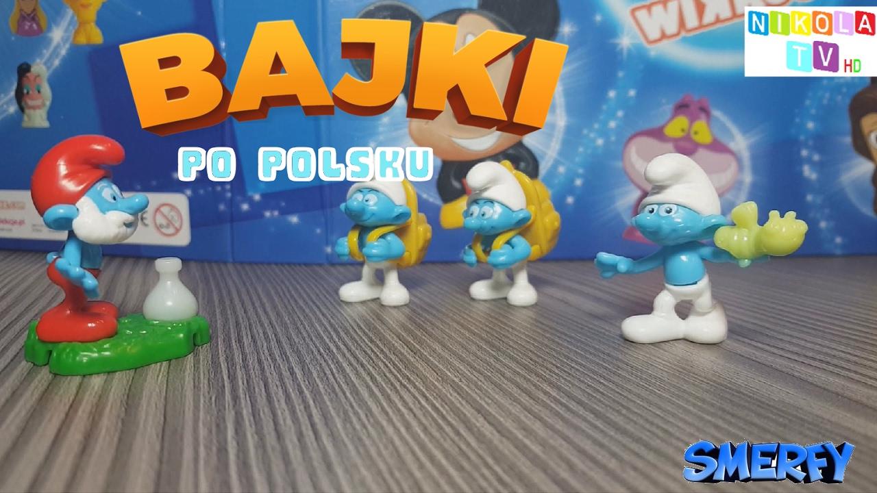 bajki z kina po polsku