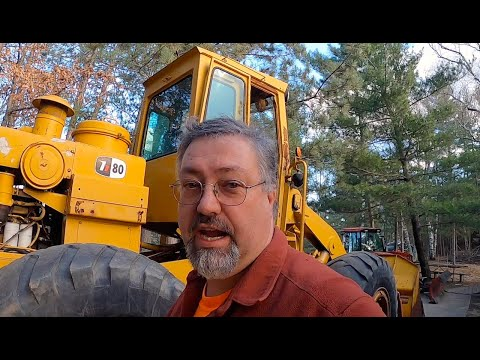 A Look Around The Hough Wheel Loader And The Plan To Fix The Problems (Pay Loader Part 2)