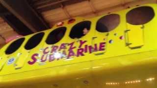 Crazy Submarine - Wonderland Pier - Ocean City, NJ