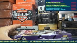 Sunday Funday NFL 25 Box Cards & Gear Football Mixer