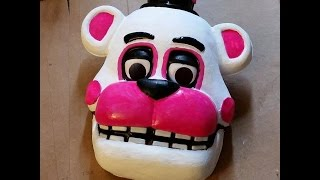Funtime freddy mask speed paint