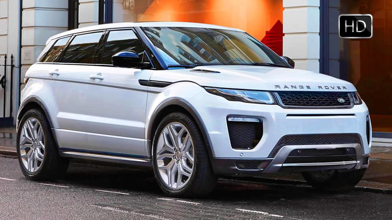 2016 range rover evoque compact suv exterior design hd youtube. Black Bedroom Furniture Sets. Home Design Ideas