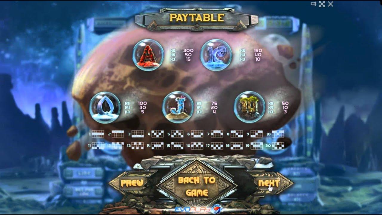 Игровой автомат roulette bull