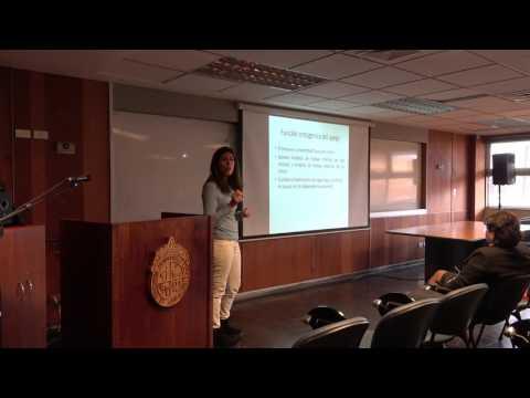 Ciclo de Coloquios / Clínico y de Investigación / Expone Ana María Fernández PhD