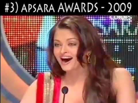 5 Times Aish gave Best Actor Award to SRK (1999 - 2017)