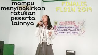 ANGANKU ANGANMU ||FLS2N 2019||