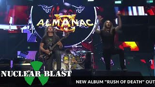 "ALMANAC - ""Rush of Death' - On Tour NOW! (OFFICIAL TOUR TRAILER)"""