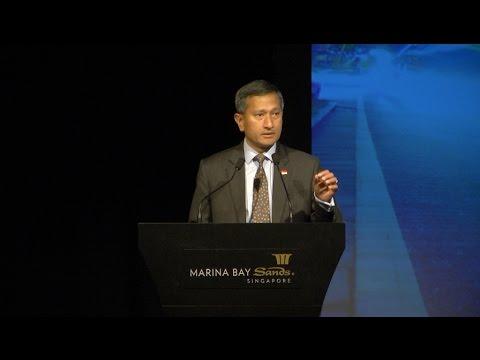 Vivian Balakrishnan - Responsible Business Forum 2015, Singapore