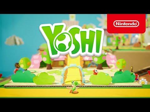 ヨッシー for Nintendo Switch (仮称) トレーラー [E3 2017]