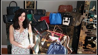 2018 LUXURY HANDBAG COLLECTION & COMPARISON