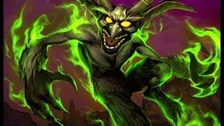 Warlock Green Fire Questline: Final Boss Fight