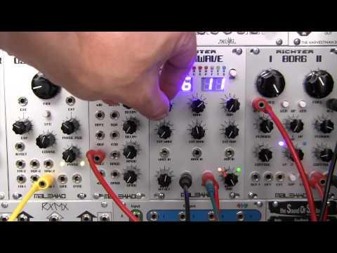 Modular Wild-Malekko Heavy Industry-Richter Megawave-Bank 11 Part One