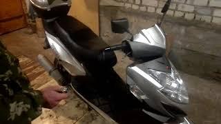 Скутер Тритон 50 сс