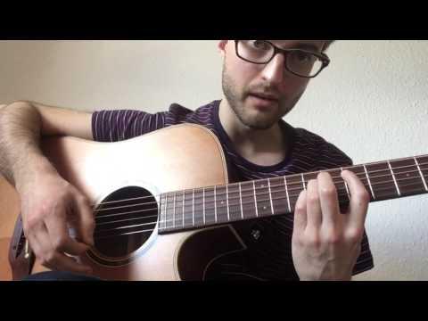 Radiohead - I Promise (Guitar Tutorial)