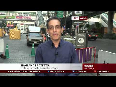Thailand Protests: Will Elections Go as Planned?