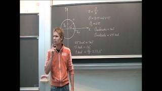Repeat youtube video Enhedscirklen Trigonometriske funktioner Del1