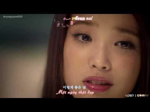 [HD][Hangul + Roman + Vietsub] IU - Good Day MV