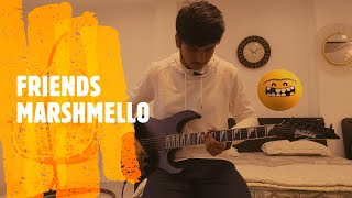 Marshmello & Anne-Marie - Friends - Electric Guitar Cover *OFFICIAL FRIENDZONE ANTHEM*