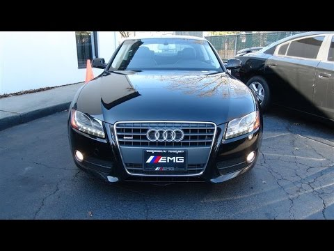 2012 audi a5 coupe 2 0t quattro youtube. Black Bedroom Furniture Sets. Home Design Ideas