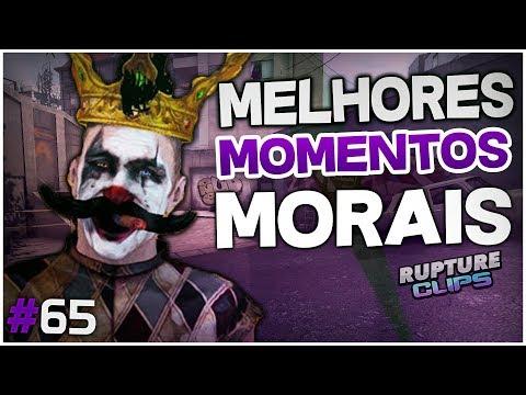 #65 MORAIS: TWITCH MELHORES MOMENTOS