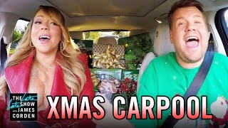 'All I Want for Christmas' Carpool Karaoke thumbnail