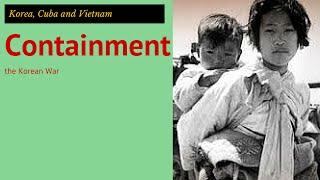2: GCSE History - the Korean War