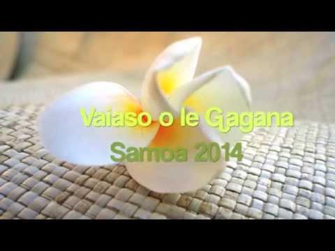 University of Waikato Samoa Language Week 2014