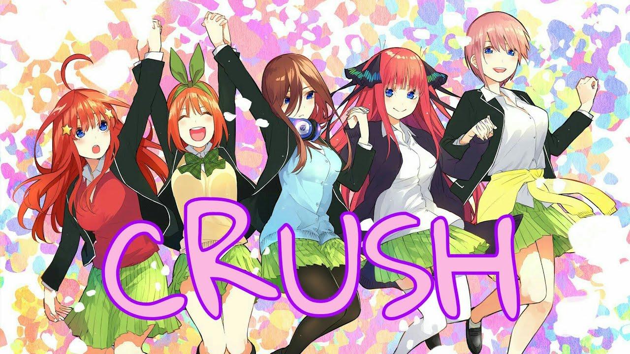 Crush [AMV] - YouTube