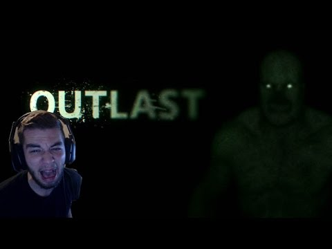 Jev Plays Outlast: IM SUCH A WIMP! : Outlast Gameplay Part 1