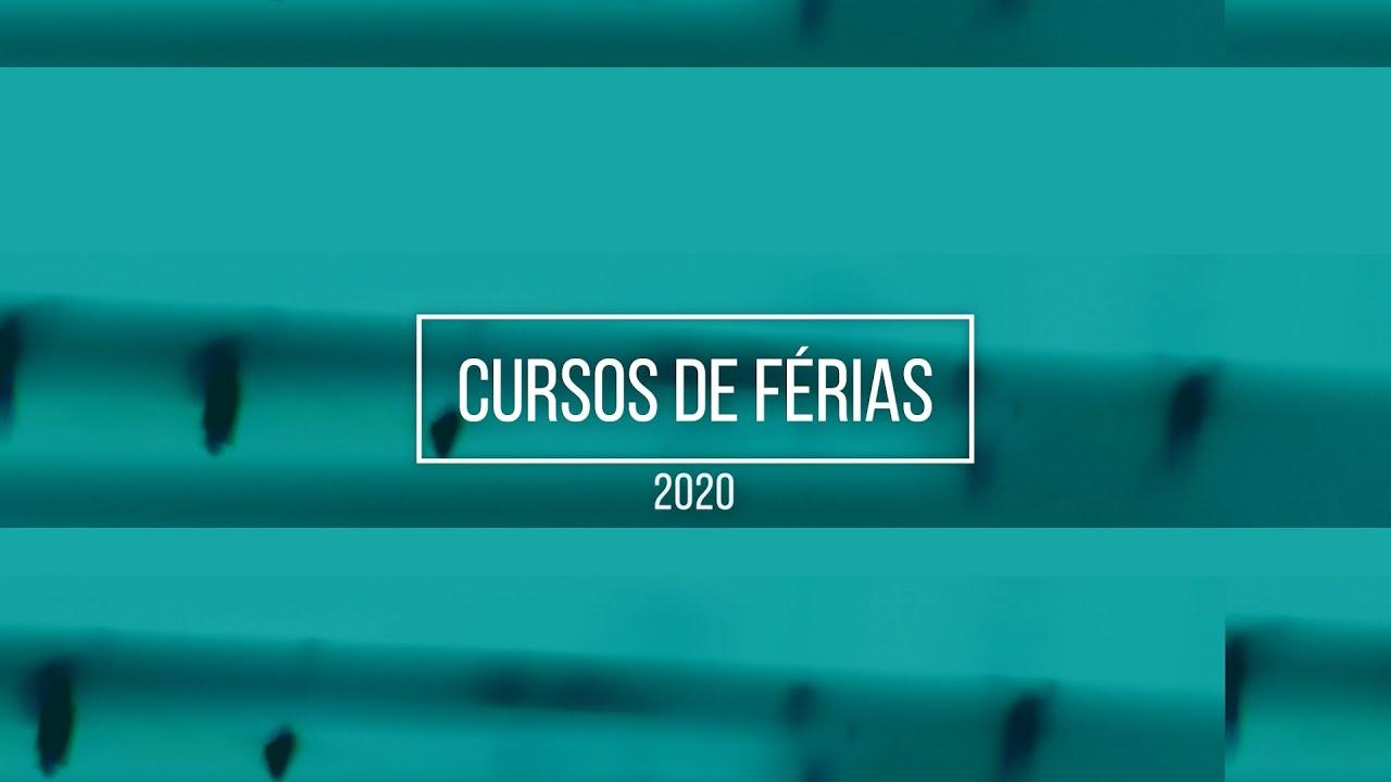 Cursos de Férias - CFCL 2020