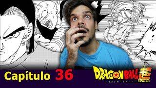 DRAGON BALL SUPER 36 | Ribrianne VS 18 e o Terror do Universo 4