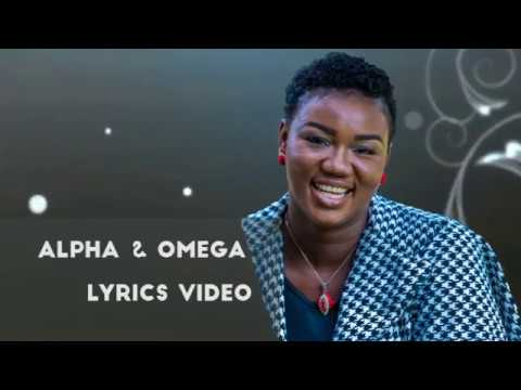 ALPHA & OMEGA LYRICS VIDEO - MARTHY