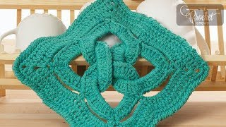 Crochet Celtic Knot Tutorial