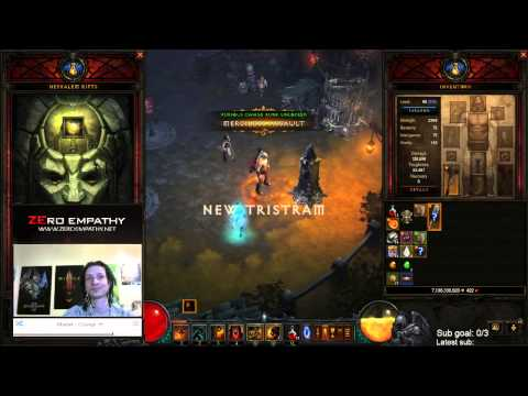 Diablo 3 | Gem Upgrade | Season 8 | Monk | 1_6 from YouTube · Duration:  2 hours 49 minutes 40 seconds