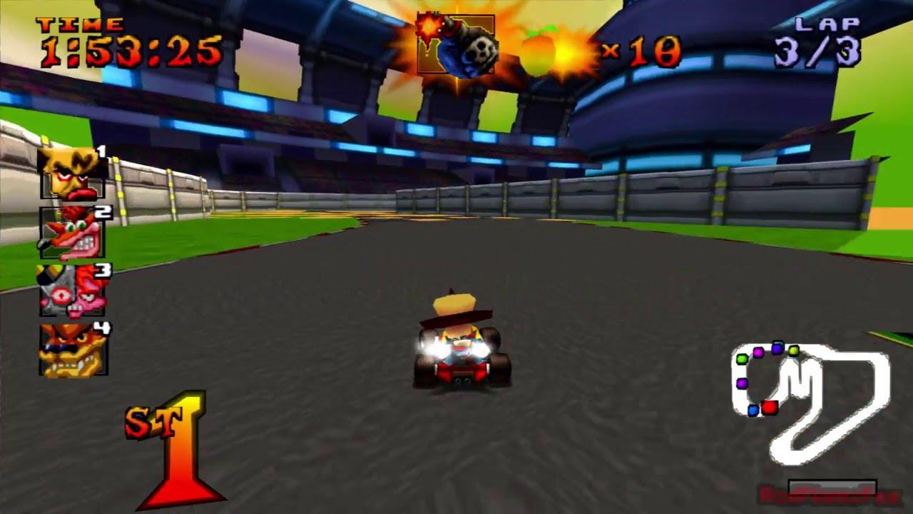 Epsxe Crash Team Racing Patch - xsonardeal