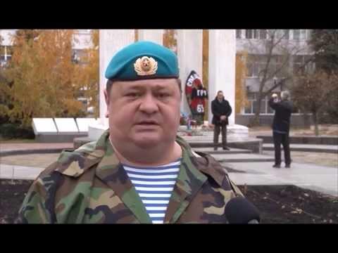 День военного разведчика. Встреча ветеранов 781-го Отдельного разведывательного батальона