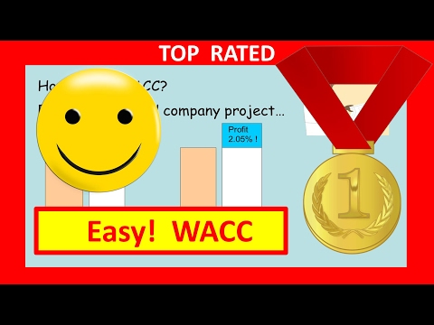 🔴 Weighted Average Cost Of Capital (WACC) In 3 Easy Steps: How To Calculate WACC