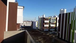 Родниковая Долина, Запад, ремонт от застройщика 2х ком квартира .