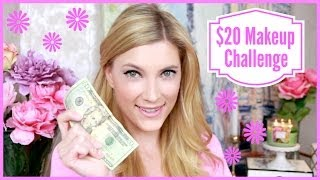 $20 Makeup Challenge!!! ♥ MakeupMAYhem Day 6 Thumbnail