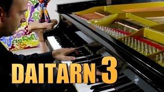 DAITARN III - 3 - Sigla - HQ Piano Cover - Micronauti Vince Tempera.