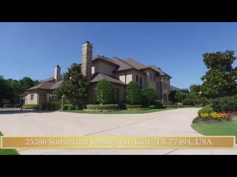 25206 Sutherland Springs Ln, Katy, TX 77494, USA