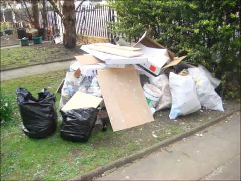 How much rubbish removal cost in Omaha NE?