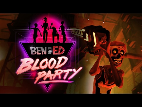 Ben and Ed - Blood Party Youtube Video