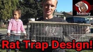 Amazing Repeating Rat Trap!