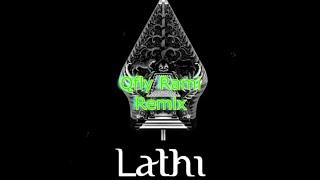 weird genius-lathi (ft sara fajira) dj Remix (Qfly Rami bootleg remix) 2020 full bas-Qfly rami style