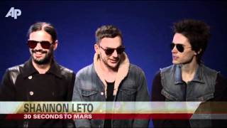 30 Seconds to Mars Set Guinness World Record